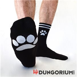 Sk8erboy Puppy Socks black