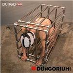 "Stahlkäfig Dungocage Basic 3/4"""