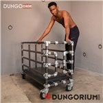 Stahlkäfig Dungocage Basic Move