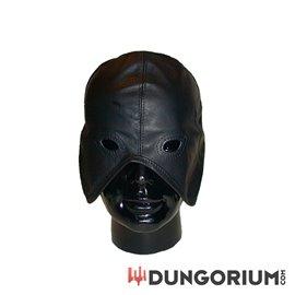 Mister B Master Maske aus Leder