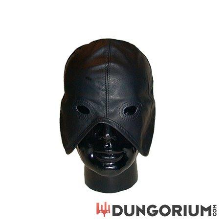 Mister B Master Maske aus Leder-8718788012888