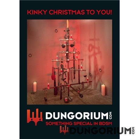 Postkarte Kinky Christmas to You!