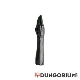 Fisting Dildo 39 cm in Schwarz