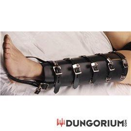 Beinfesseln aus Leder