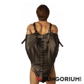 Premium Armfesseln aus Leder von Strict Leather