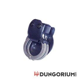 Schnellverschluss mit Schutzplatte für Handschelle TCH 850