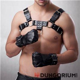 Handschuhe abschließbar