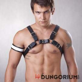 "Lederharness ""Ben"""