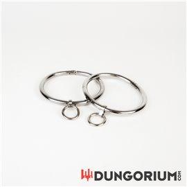Dungorium Fußgelenkring oval mit Ring