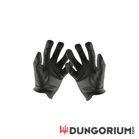 Mister B Leather Police Gloves -8718788006962