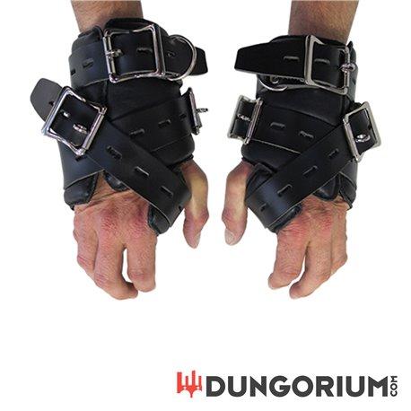 Mister B Premium Wrist Suspension Restraints-4250975571791