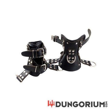 Mister B Premium Ankle Suspension Restraints-4250704283735