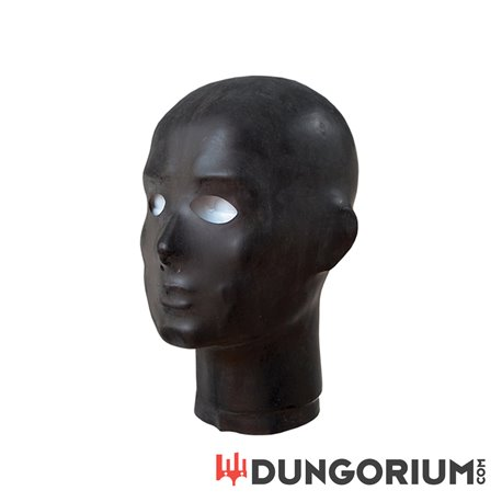 Mister B Rubber Anatomical Hood Eyes And Nose-8718788013021