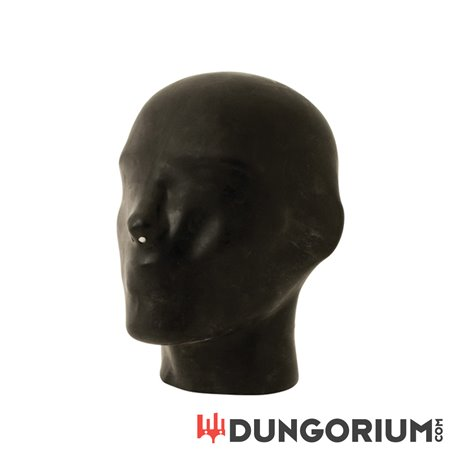 Mister B Thick Rubber Anatomical Hood Nose Only -8718788029923