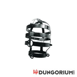 Head Cage Black Coated