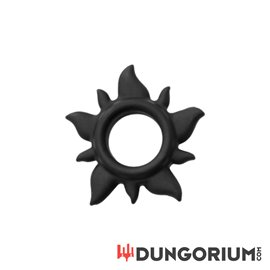 Dark Star Silicone Erection Ring