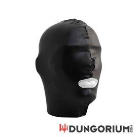 Mister B Datex Maske mit Mundöffnung