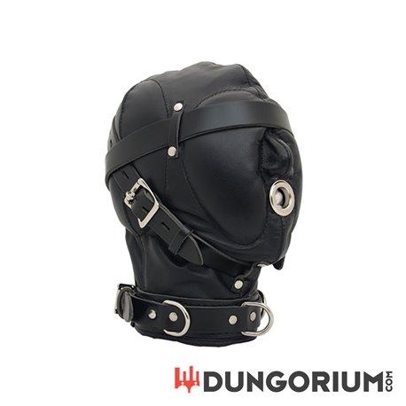 Mister B Leather Heavy Duty Hood -4250975571777
