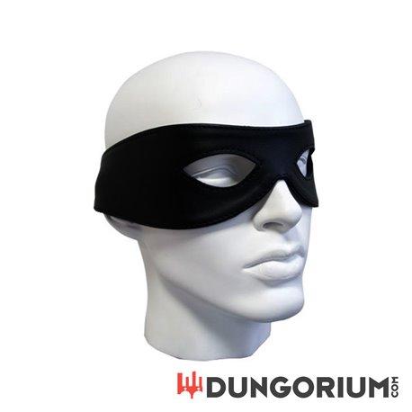 Mister B Zorro Maske aus Leder -8718788013885