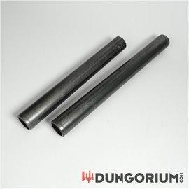 Stahlrohr Dungotube System 1 Zoll oder 3/4 Zoll