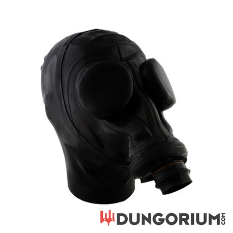 Mister B Russian Gasmask With Hood And Eyecaps L-XL-8718788013564