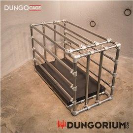 Gepolsterte Bodenplatte für Dungocage