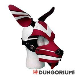 Personalisierbare Puppy Dog Maske aus Neopren - Hector
