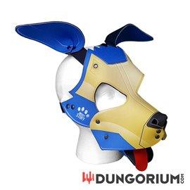 Personalisierbare Puppy Dog Maske aus Neopren - Maximus