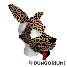 Personalisierbare Puppy Dog Maske aus Neopren - Pardus