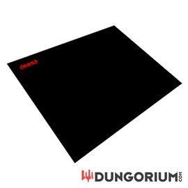 Pig Play Waterproof Drop Sheet: wasserabweisende Unterlage, schwarz
