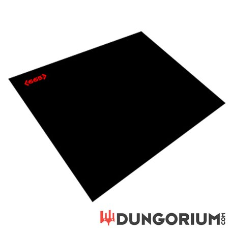 Pig Play Waterproof Drop Sheet: wasserabweisende Unterlage, schwarz-8718858984596