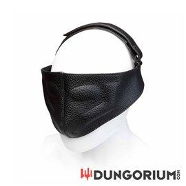Gepolsterte Leder Maske Kink Doc Johnson