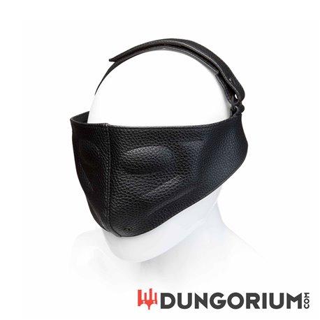 Gepolsterte Leder Maske Kink Doc Johnson -782421060138