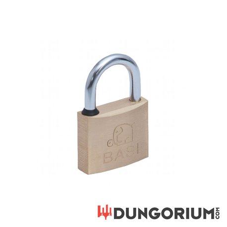 Hochwertiges Vorhängeschloss 40 mm - verschiedenschließend -4026434075687