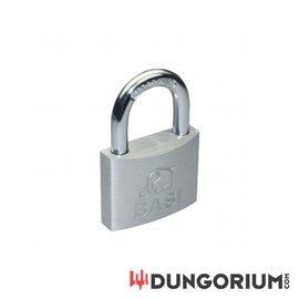 Hochwertiges Aluminiumschloss- 30 mm - gleichschließend