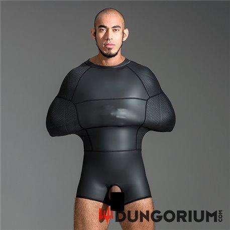 Neopren Pod Suit Bondage-Anzug