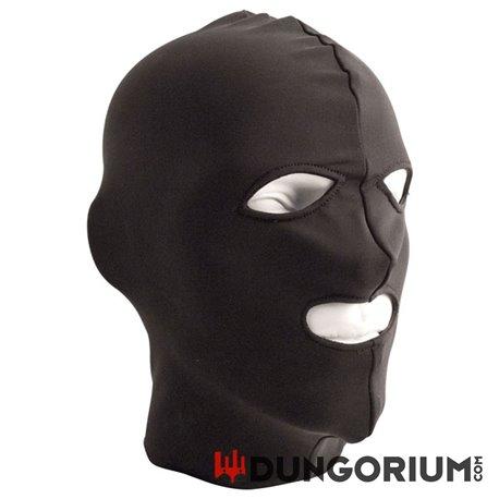 Mister B Lycra Maske - Eyes and Mouth Open-8718788027943