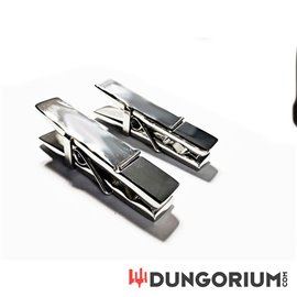 Stainless Steel Clothespins | 2 Pcs. Set