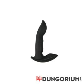 Dynamic Duke aus schwarzem Silikon