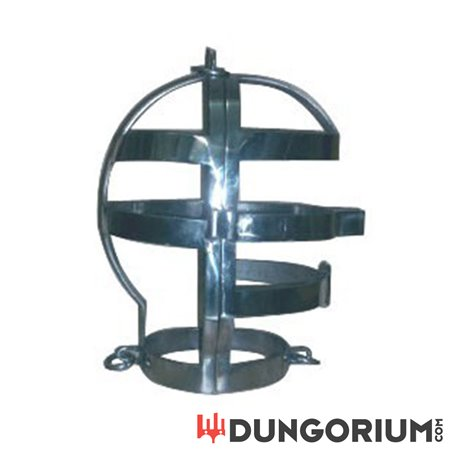 Head Cage Edelstahl -8718969400343