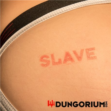 "Stempel ""Slave"""