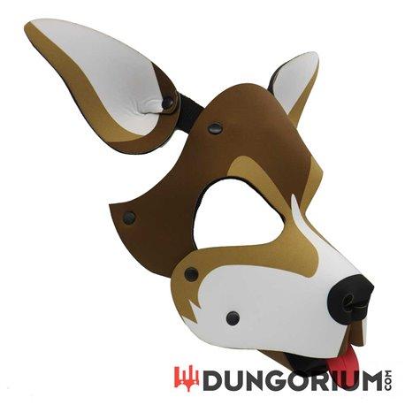 Personalisierbare Puppy Dog Maske aus Neopren - Chippie