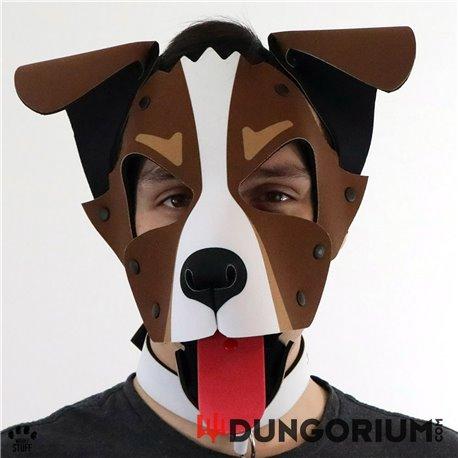 Personalisierbare Puppy Dog Maske aus Neopren - Odesius