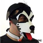 Personalisierbare Puppy Dog Maske aus Neopren - Eugenio