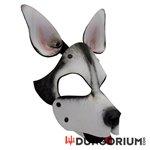 Personalisierbare Puppy Dog Maske aus Neopren - Evander