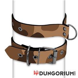 Personalisiertes Puppy Dog Halsband aus Neopren - Mottlie