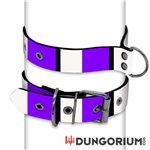 Personalisiertes Puppy Dog Halsband aus Neopren - Hector