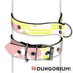 Personalisiertes Puppy Dog Halsband aus Neopren - ABDL