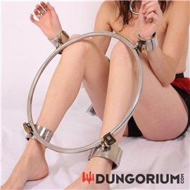 Bondage Wheel - die außergewöhnliche Metallfessel