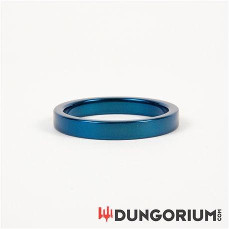 Flat Body Cockring aus Edelstahl 8 mm Materialstärke Blueboy Hochglanz